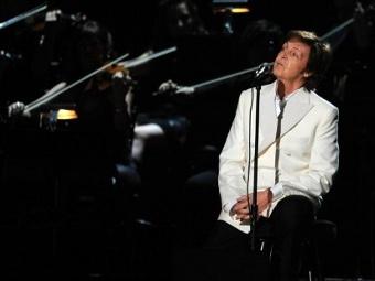 Маккартни c новым альбомом дебютировал на третьем месте в чарте Великобритании