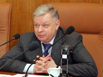 Константин Ромодановский. Фото пресс-службы ФМС России
