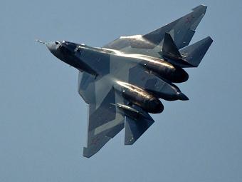 Главком ВВС России заявил о превосходстве Т-50 над F-22 и J-20