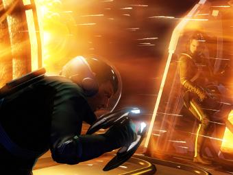 Скриншот Star Trek: The Game
