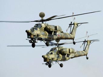 ВВС России закупят свыше тысячи вертолетов