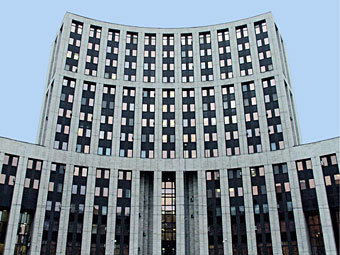 Здание ВЭБ. Фото пресс-службы