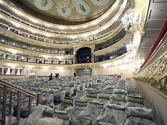 Театральные события Москвы: Большой, Rocknroll и...