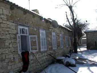 Дом, в котором скрывалась группа боевиков. Фото пресс-службы НАК