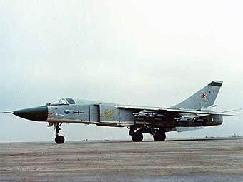 """Су-24. Фото пресс-службы компании """"Сухой"""""""