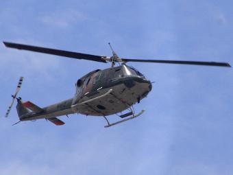 Bell 212 на сухопутните войски на Тайланд. Снимка на  Ian Fuller от сайта flickr.com