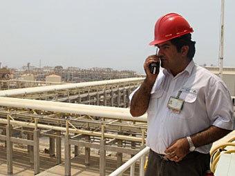 Нефтепровод в Иране. Фото ©AFP