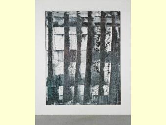 """Герхард Рихтер. """"Абстрактная живопись (номер 768-4)"""". Фото из каталога Sotheby's"""