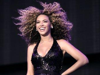Бейонсе, фото с сайта исполнительницы