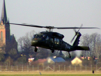 S-70i Black Hawk. Фото с сайта strikehold.net