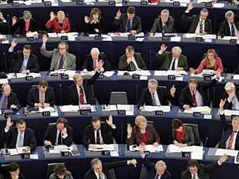 Заседание Европарламента. Фото Reuters
