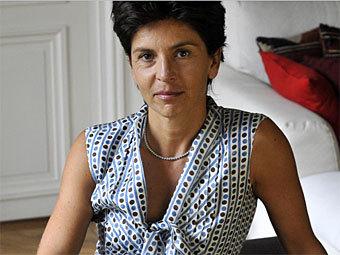 Анна Нива. Фото с сайта lesquotidiennes.com