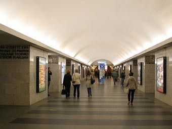 """Станция """"Технологический институт"""". Фото A. Savin"""