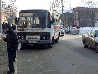 Томская маршрутка. Фото с сайта sibnovosti.ru