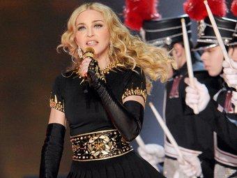 Мадонна, фото с сайта исполнительницы