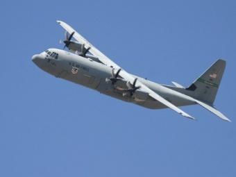 C-130J ВВС США. Фото с сайта richard-seaman.com