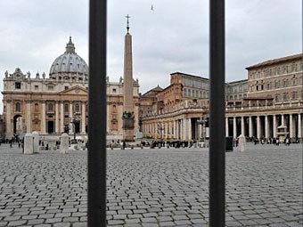 Ватикан. Фото ©AFP
