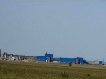 "Рудник ""Потеряевский"". Фото BeefCake с wikimapia.org"