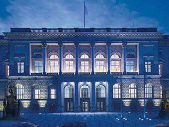 Парламент Берлина. Фото с сайта parlament-berlin.de