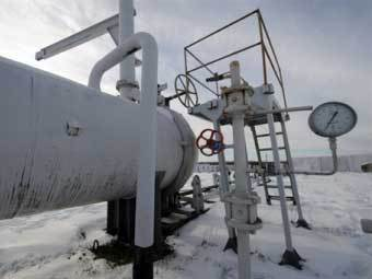Газопровод на Украине. Фото ©AFP