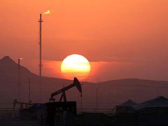 Нефтяное месторождение в Иране. Фото ©AP
