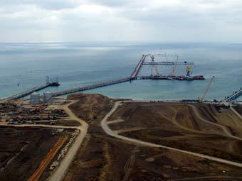 Порт Тамань. Фото с сайта temryuk.ru