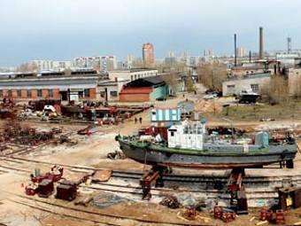 Фото с сайта Тольяттинского судоремонтного завода