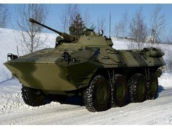 БТР-90. Фото с сайта milindcom.ru