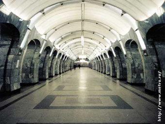 "Станция ""Чкаловская"". Фото с сайта metro.ru"