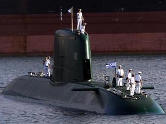 """подводница тип """"Долфин"""" (Фото от сайта veritas6464.blogspot.com)"""