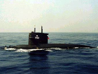 Подводница на ВМС Тайван (Фото от сайта fas.org)