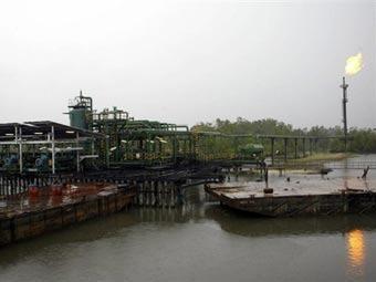 Нефтяной терминал в Нигерии. Фото ©AFP