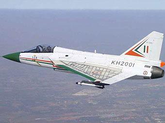 Tejas. Фото с сайта combataircraft.com