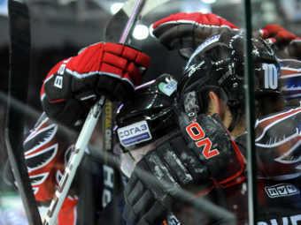 """Хоккеисты """"Авангарда"""". Фото с официального сайта клуба"""