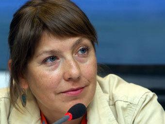 Наталья Лосева. Фото РИА Новости, Илья Питалев
