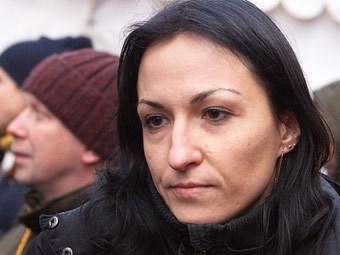 """Анастасия Удальцова. Фото """"Ленты.ру"""""""