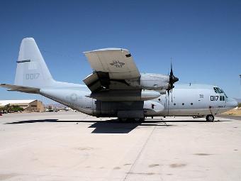 KC-130R. Фото с сайта amarcexperience.com