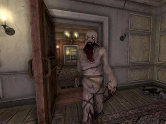 Скриншот игры Amnesia