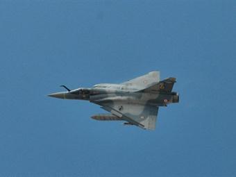 Истребитель Mirage 2000. Фото ©AFP