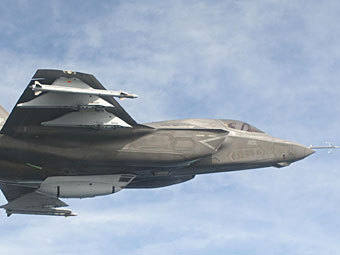 F-35B с основным вооружением. Фото Lockheed Martin