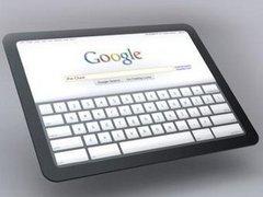 Рынок планшетных ПК всерьез заинтересовал также и компанию Google.