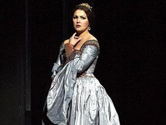 ...премьерой оперы Доницетти Любовный напиток, где главную партию Адины.