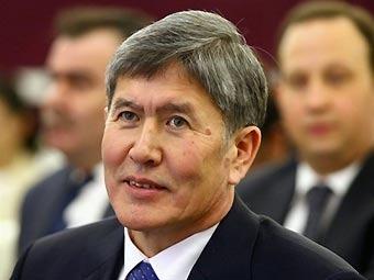 Алмаз Атамбаев. Фото ©AFP, архив
