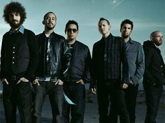 Linkin Park. Фото с сайта группы