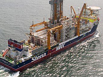 Буровое судно компании Statoil. Фото с сайта statoil.com