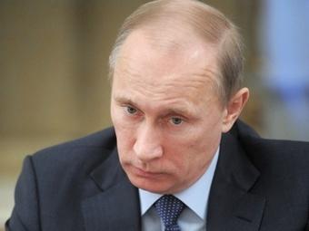 Владимир Путин. Фото с сайта премьер-министра России