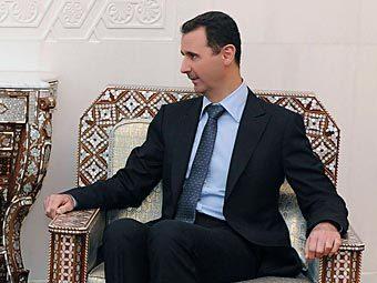 Башар Асад. Фото Reuters