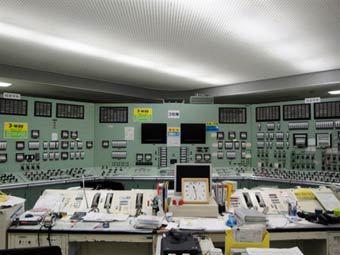 """Центральный зал управления """"Фукусимы-1"""". Фото ©AFP"""