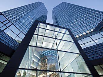 Здание Deutsche Bank. Фото с сайта db.com