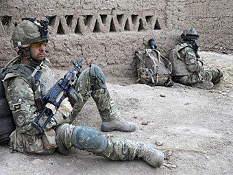 Британские солдаты в Афганистане. Архивное фото ©AFP